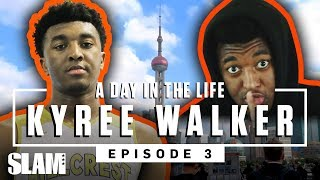 Kyree Walker and Hillcrest Prep are SHANGHAI SHOOTAS 🏀 Ep. 3 | SLAM Day in the Life