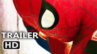 SPІDЕR-MАN HOMECOMІNG Official Trailer # 2 TEASER (2017) Tom Holland, Robert Downey Jr. Movie HD