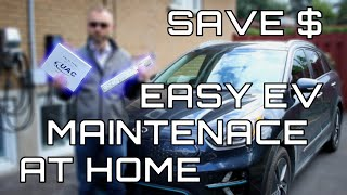 Niro EV Maintenance - Part 1 of 2