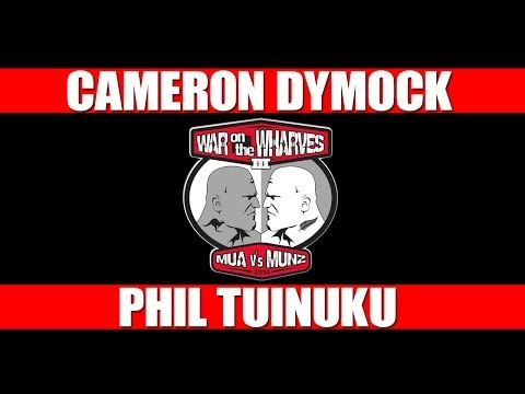 War On The Wharves 3 - Cameron Dymock V Phil Tuinuku