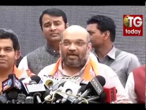 Amit Shah eyeing for Uttar Pradesh CM post