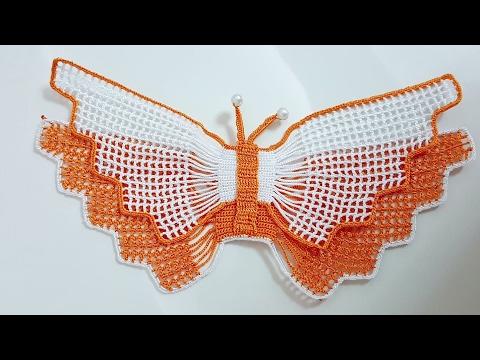 Havlu Göbeği Kelebek Modeli Yapımı