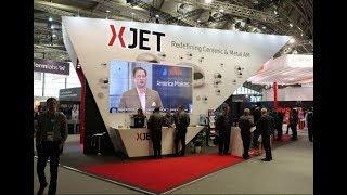Xjet at formnext 2018