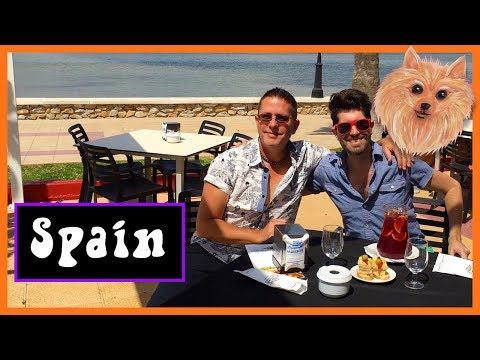 Gay Spain Travel Guide – Barcelona – Madrid – Gay RV Living – Gay Youtubers – Gay Campers – LGBTQ
