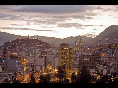 QUITO - CIUDAD COSMOPOLITA - ECUADOR - 2018 - HD