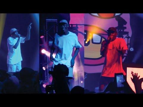 Tyler, The Creator 6.5.15 @ The Bomb Factory Dallas, TX!!!
