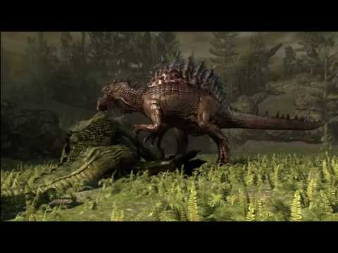 Jurassic: The Hunted (HD) - Playthrough (Part 12) Spinosaurus Boss Fight