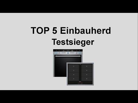 ᐅ Top 5 Einbauherd Testsieger - Backofen Test Vergleich