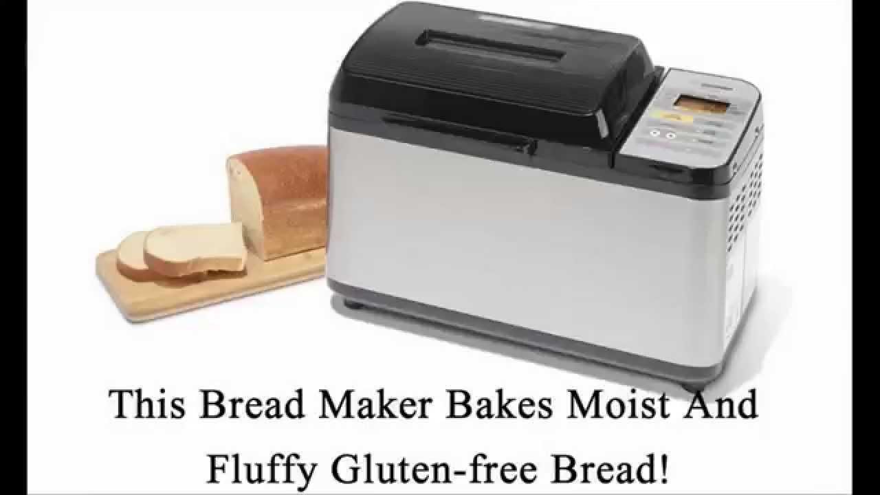 how to make gluten free bread in a bread maker