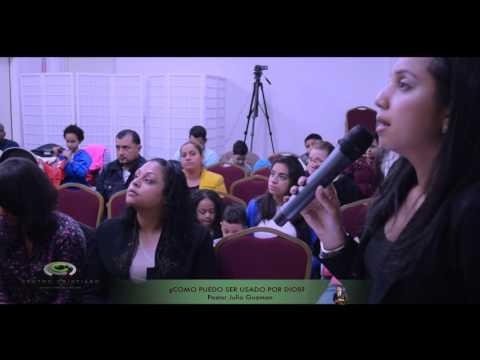 ¿Como, Puede ,Dios Usarme ? ,Pastor ,Julio, Guzman.