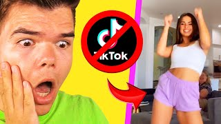 Reacting To TIKTOK Before It's BANNED!