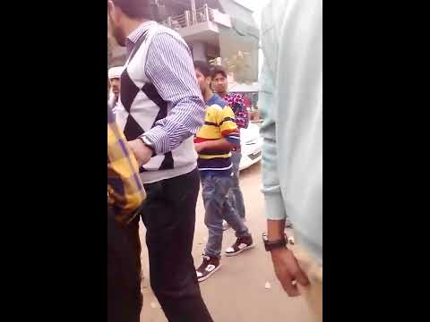 Fight in St. Wilfrad college