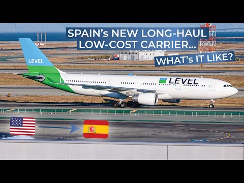 TRIPREPORT | Level (Economy) | Oakland - Barcelona | Airbus A330-200