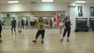Swing the Mood  by Jive Bunny and the Mastermixers Zumba Fitness Choreography