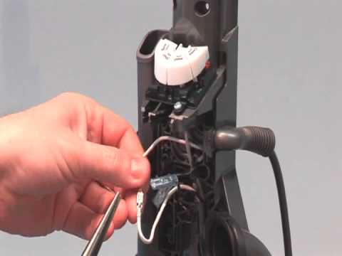 dc powercord and switch assembly replacement removal dc28 powercord and switch assembly replacement removal