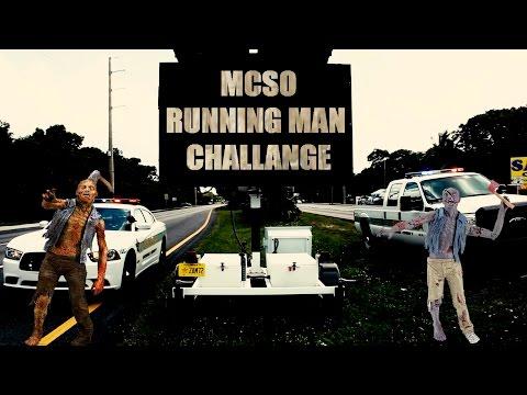 MONROE COUNTY SHERIFFS OFFICE RUNNING MAN CHALLENGE