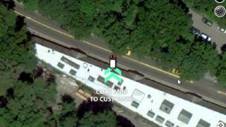 Car Driving Game on Google Maps Free HD Video