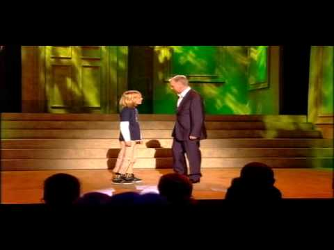 Ruthie Henshall Children's Medley from The sound o...