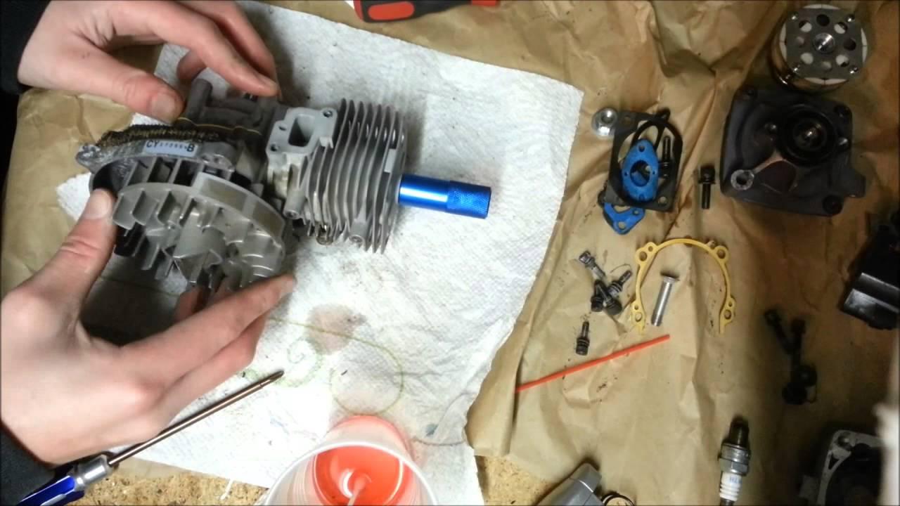 Hpi Baja Engine Rebuild Youtube Sc50 Wiring Harness