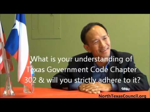 North Texas Council-Interview-Steve Nguyen, GOP runoff candidate (July 31, 2012) for Texas HD 115
