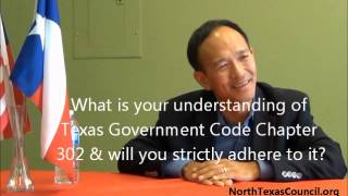 North Texas Council-Interview-Steve Nguyen, GOP runoff candidate (July 31, 2012) for Texas HD 115 Thumbnail