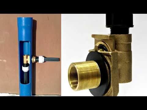 Скважинный адаптер или кессон? установка скважинного адаптера,  виды кессонов и их недостатки.