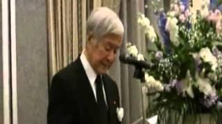 田英夫さんを偲ぶ会 楢崎弥之助氏