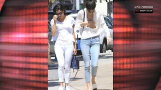 UNCENSORED: Kendall Jenner Go Braless