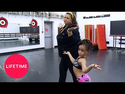 Dance Moms: Asia's First Day at the ALDC Season 3 Flashback  Lifetime