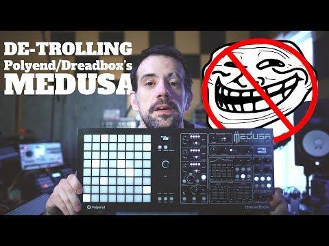 Polyend/Dreadbox's Medusa + Delusional Internet Criticism