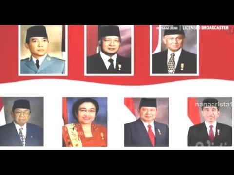HARTA KEKAYAAN PRESIDEN INDONESIA || On The Spot Trans 7 Terbaru 18 Maret 2018