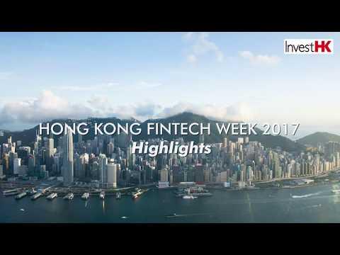 HONG KONG FINTECH WEEK 2017 - Highlights