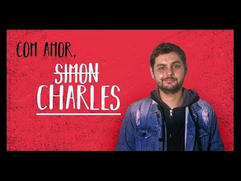 COM AMOR, CHARLES | Todos merecem uma grande história de amor