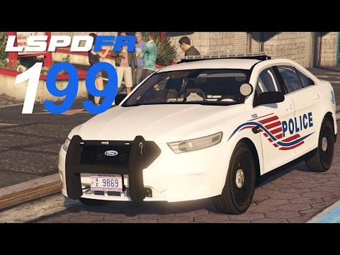 GTA 5 LSPDFR SP #199 Washington DC Metropolitan Police
