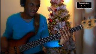Fabiola - Kimbé Mwen - Soley Ké Lévé // Bass cover by Eric Delblond