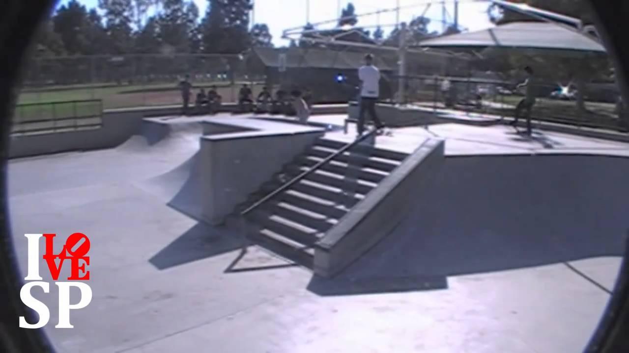 El Dorado Skatepark Long Beach
