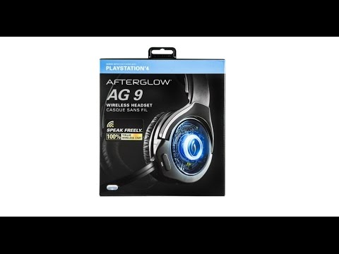 9ab7e5a2df3 Best Gaming Headset For PS4   PDP Afterglow AG 9 Wireless Headset ...