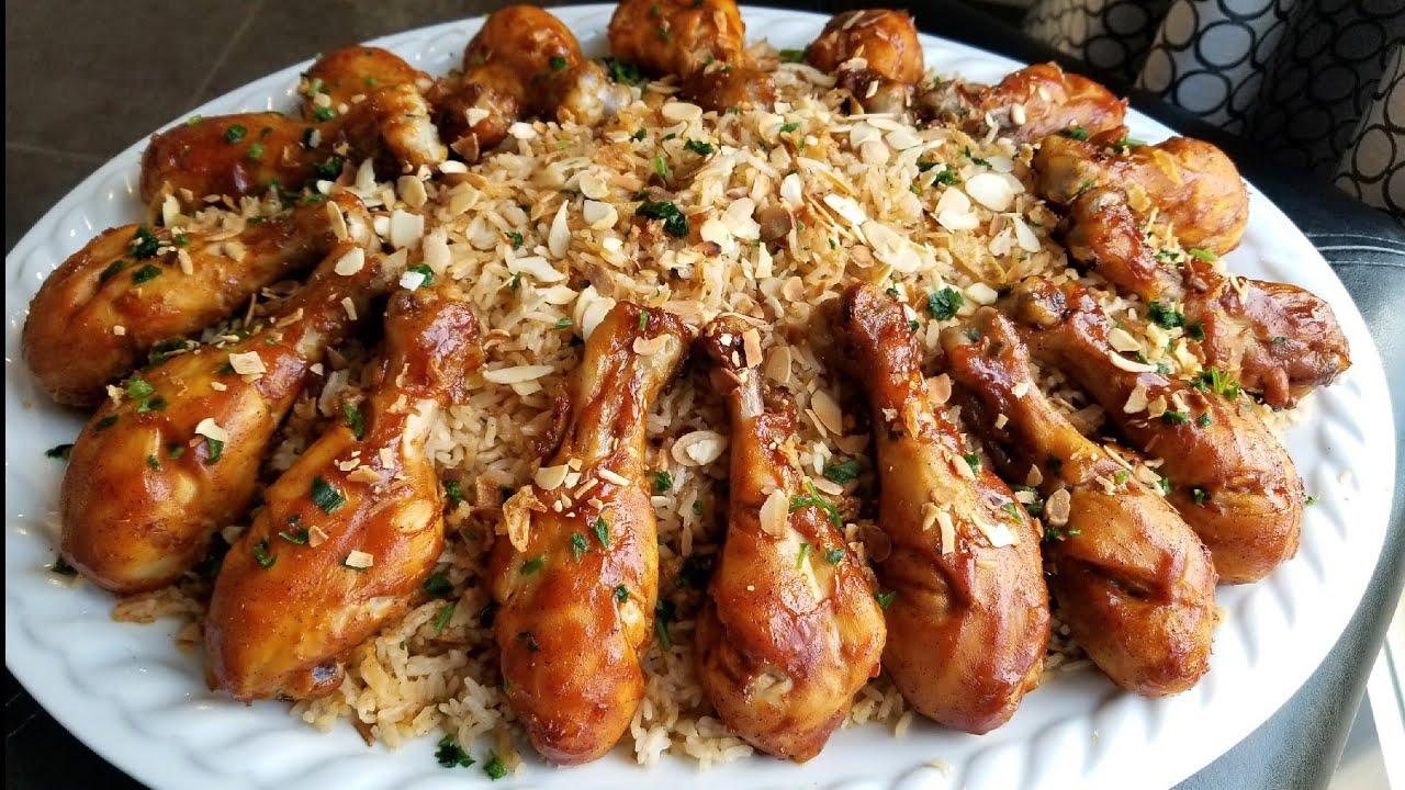 أروع طبق روز بالدجاج يمكنك تحضيره بتتبيلة خطيييرة على طريقة المطاعم ????