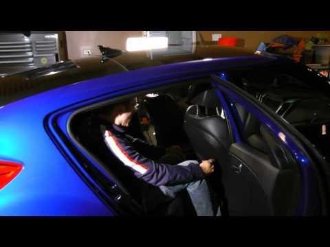 Hyundai Veloster Review Interior Impressions