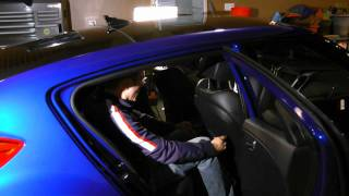 Hyundai Veloster Review Interior Impressions смотреть