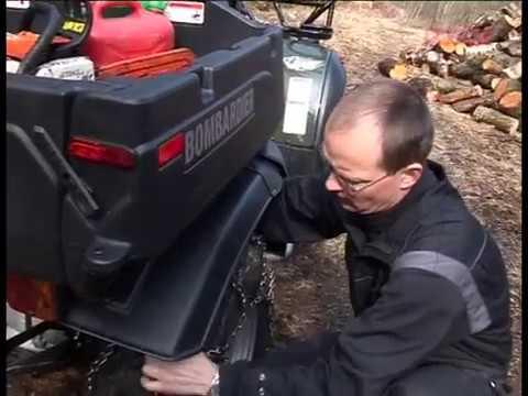 TRYGG ATV Montering