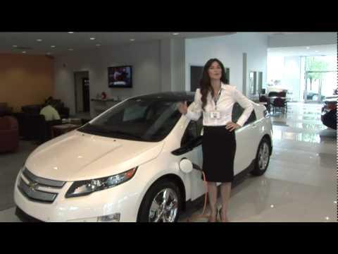 Volt Arrives At Fred Beans Chevrolet