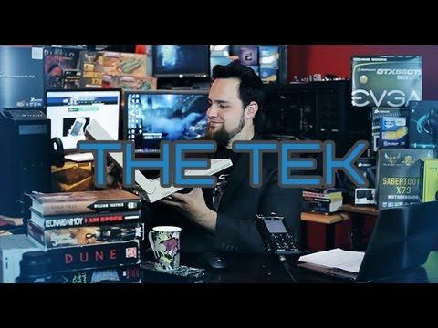 The Tek 0018: Game Developers vs Windows 8, Mars Rover Landing, Apple VS Samsung