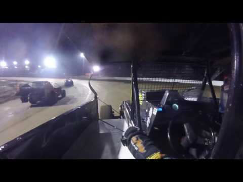 Super DIRTcar Series at Brewerton Speedway onboard #38 Ryan Susice (Oct 6/16)