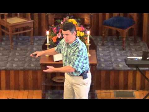 Sermon -- Gleaning Kindness (Ruth 2:1-23)