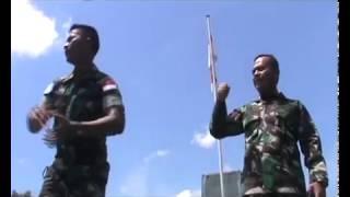 PERTAMA KALI PASUKAN TNI YONIF 744 ASAL NTT JADI PASUKAN PBB K…