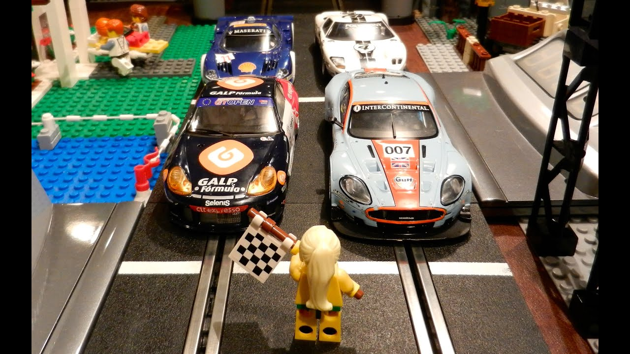 Lego slot car track casino internetu