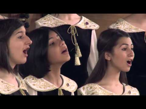 For love and life-Little singers of Armenia (concert 2 parts)