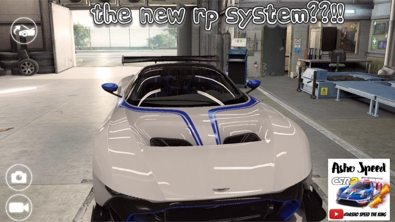 CSR 2 NEW RP SYSTEM!!!!