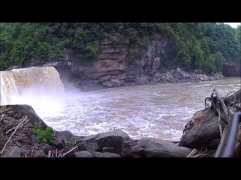 Cumberland River Trip, Hiking and Canoeing, July 2016